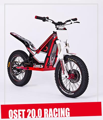 trial motorrad oset 20 0 racing elektrisches. Black Bedroom Furniture Sets. Home Design Ideas